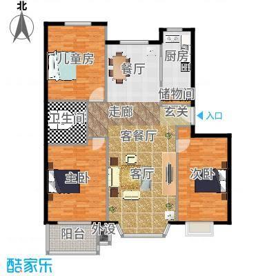 石家庄_水云间蓝湾_2016-04-27-1453