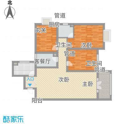 太原_府西国际公寓_2016-04-28-0809