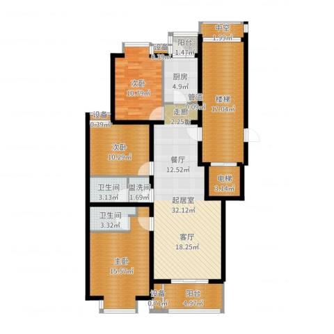 流星花园一区5号楼3单元张女士主卧16平830