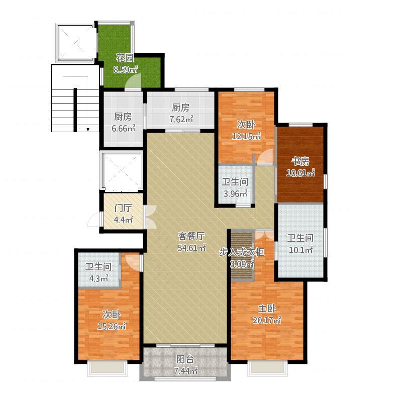 内森庄园-副本户型图大全,装修户型图,户型图分析,图