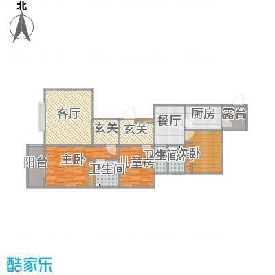 150三室两厅