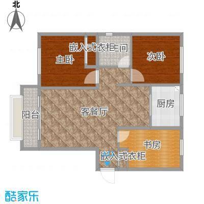 乐豪斯-沪峙同三室两厅-Lxl0001