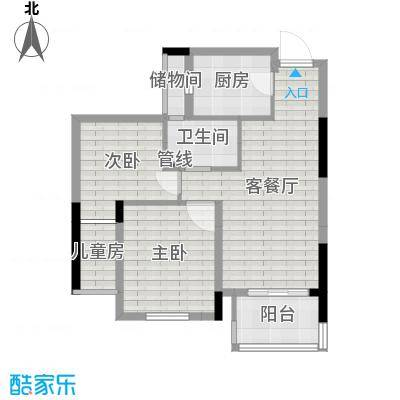 江淮景城(尺寸图)