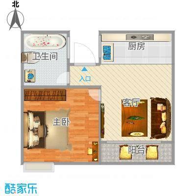 上海_书院1号公寓_2016-02-16-1211