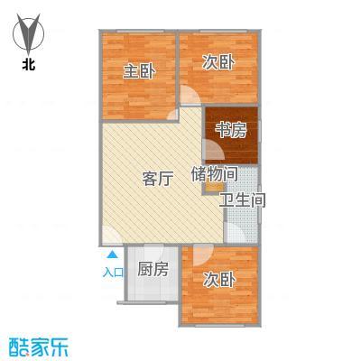 上海_芳秀公寓_2016-05-06-1448
