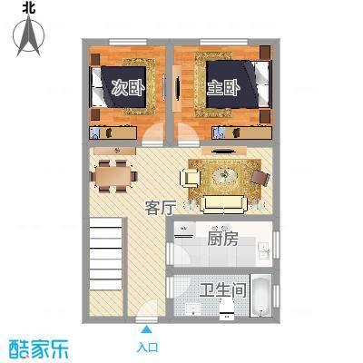 隐学山庄4室2厅156平方米下层