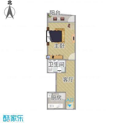 上海_真北一街坊_2016-05-08-1053