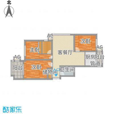 邯郸_枫丹白露_2016-05-05-1107