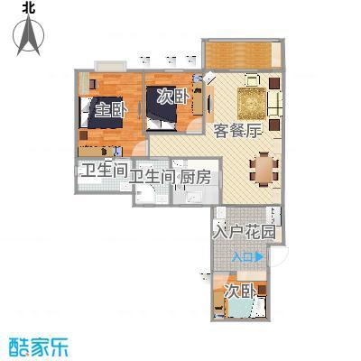 重庆_畔山桃园_2016-05-08-1655