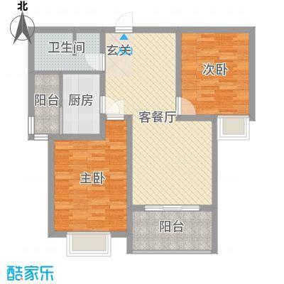 临汾_汇丰・中央公馆_2016-05-09-1105
