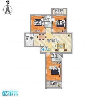 沧州_万润・绿景园_2016-05-11-1023