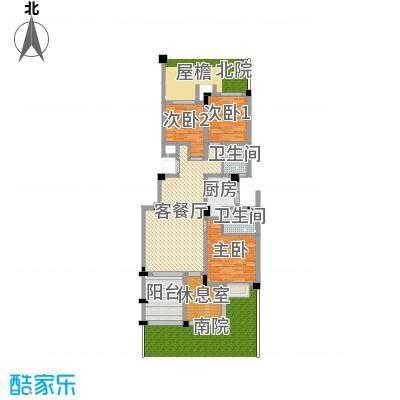 中铁滨江名邸-原型图