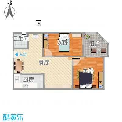 上海_虹桥路400弄小区_2016-05-13-1517