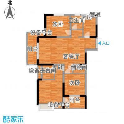 合肥_国耀花半里_2016-05-14-1105