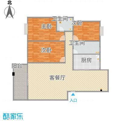 东江明珠39#1-402三室两厅-副本