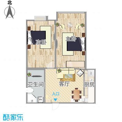 上海_淞南五村_2016-05-12-0848