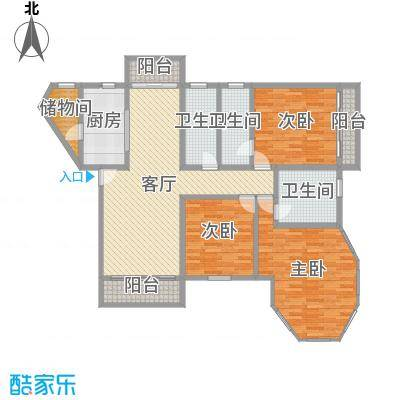 佛山_纯水岸花园10座6B_2016-05-16-1734