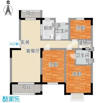 世纪城・江南a2户型-副本