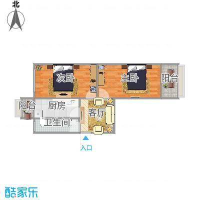 荷香村19-3-201