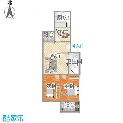 北京_天秀花园安和园13号楼