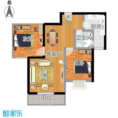 上海_三元及地苑_2016-05-19-1622