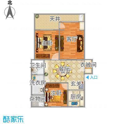 上海_绿化新苑_2016-04-15-1637