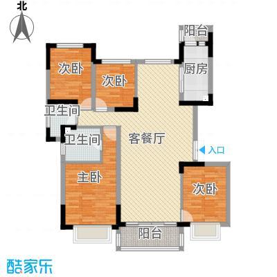 5号楼2单元B户型187.34平
