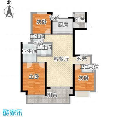 万科大明宫三期7号楼户型-副本