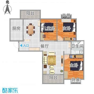 昆山华美达广场-方案02