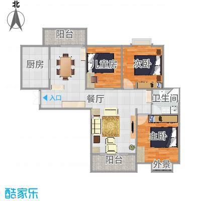 昆山华美达广场-方案03
