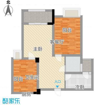 泽胜中央广场5号楼户型-副本