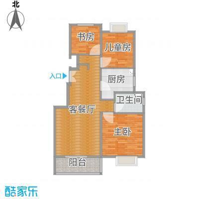 上海中海悦府简约90m2-gjjj