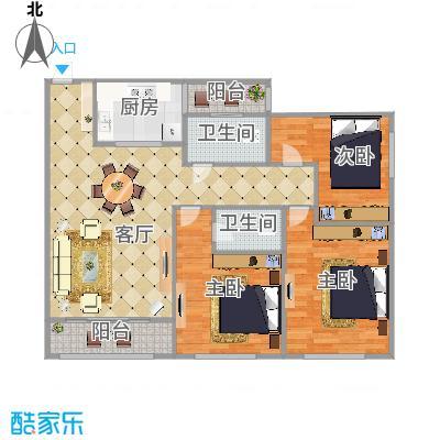 临江家园13-5