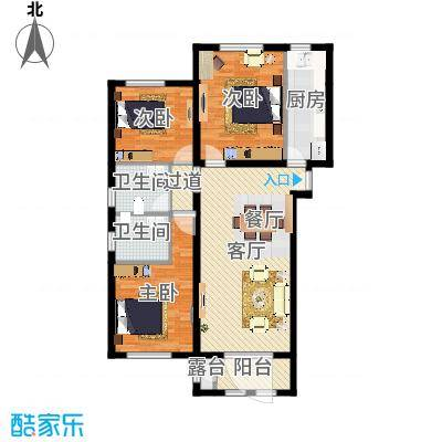北京_龙湖·香醍溪岸洋房_2016-06-05-1210