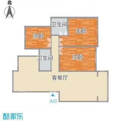 翠湖天地三室两厅-副本