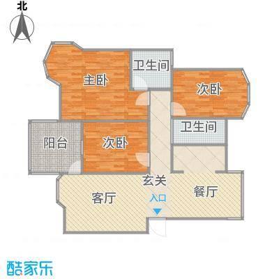 世纪清华三室两厅-副本-副本