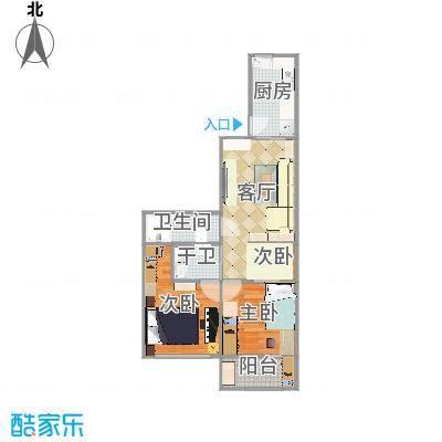 石景山鲁谷永乐东小区