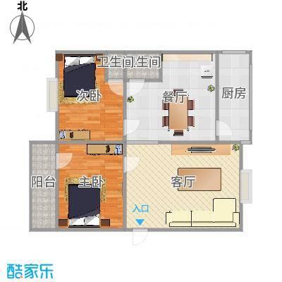 美仁新村北区3号楼06户型