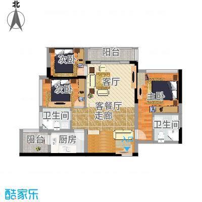 深圳-六和城-设计方案