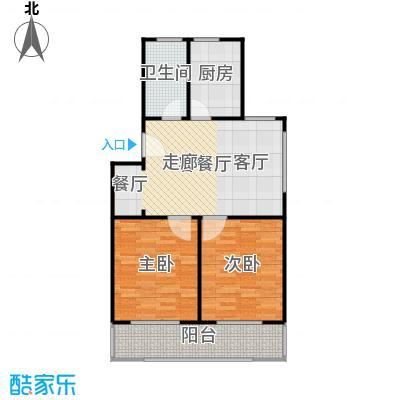 上海_虹北公寓_2016-06-13-1621
