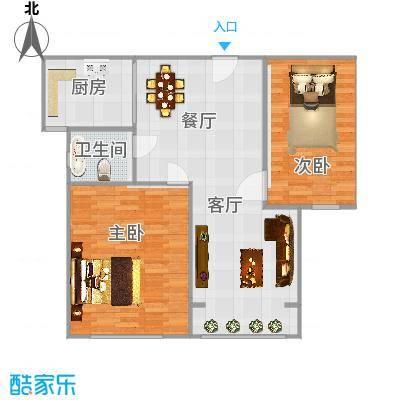 淞泽家园100平高层中间户
