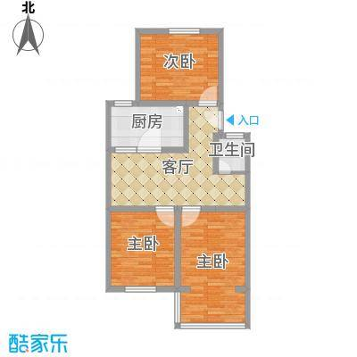 81平方米三居南京营苑西村