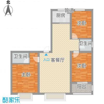 秦皇岛_华跃城(西区)_2016-06-17-0859