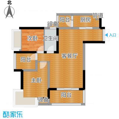 重庆_华宇北城雅郡_2016-06-18-1617