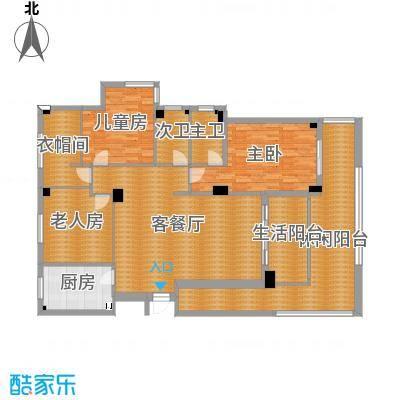 汉南区薇湖水岸140m²四室两厅两卫一厨