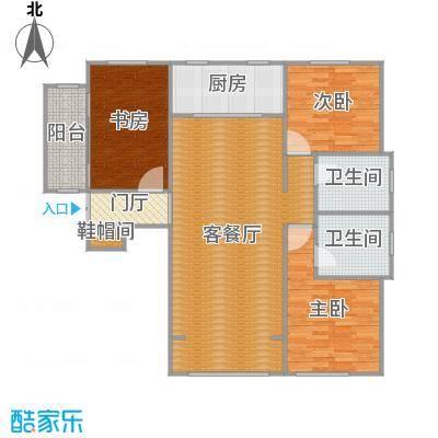 中国塘观山苑136平米-副本