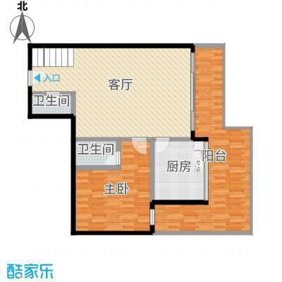 33楼户型图