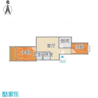 北京_新华街五里_2016-0311阳台卧室打通