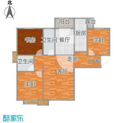 LOHAS-天津-舒畅嘉园-120-魏科
