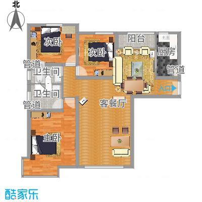 北京_国贸世纪公寓_2016-06-27-1547